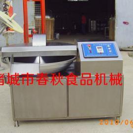 鱼肉豆腐加工设备5-8吨报价/高速变频80斩拌机价格(成套设备)