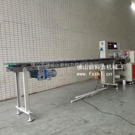 热收缩灯架包装机, POF膜热收缩管材灯架包装�C械