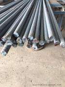 φ25MM精轧螺纹钢价格φ25精轧螺纹钢拉杆PSB830现货定尺切割