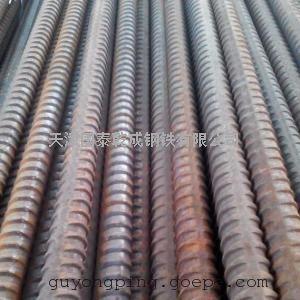 φ36MM精轧螺纹钢价格φ36精轧螺纹钢PSB830现货定尺切割