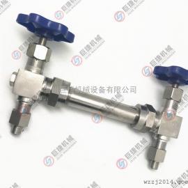 外螺纹不锈钢液位计 侧装水箱液位计 M14外丝液位计 304液位计