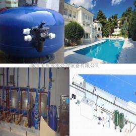 珠海泳池水处理设备维修