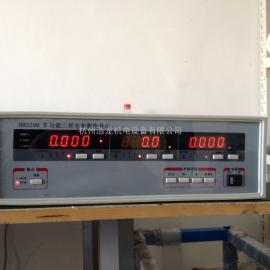 三相电参数综合测量仪