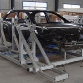 汽车四门两盖试验台/汽车四门二盖开闭耐久试验台