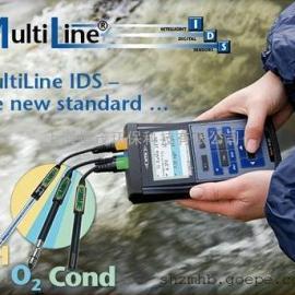 德国WTW Multi 3430 pH/DO/电导率仪 溶氧仪 三传感器