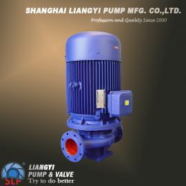 ISG100-160立式离心泵|管道泵|增压泵|循环泵
