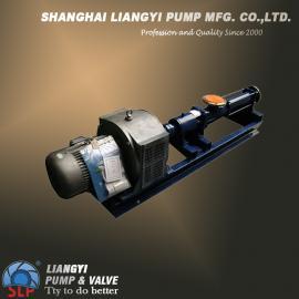 电磁调速螺杆泵|电磁变速螺杆泵