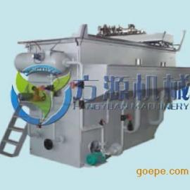 溶气气浮机平流式 溶气气浮设备 浅层加压 养殖污水处理设备
