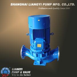 IHG型立式不�P��x心泵|立式化工泵|管道化工泵