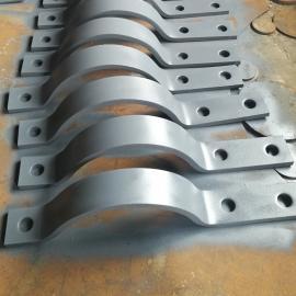 汽水管道支吊架 整定弹簧组件 三孔管夹