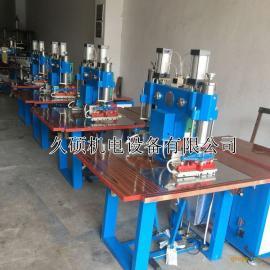 5KW气压脚踏式高频热合机 PVC塑料焊接机