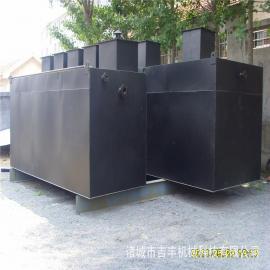 温泉洗浴污水处理设备工作原理