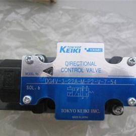 供应原装日本东京计器TOKYOKEIKI电磁阀DG4V-3-2A-M-P7-H-7-54