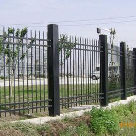锌钢护栏围墙栅栏户外庭院栏杆 四横杆安全围墙栏杆