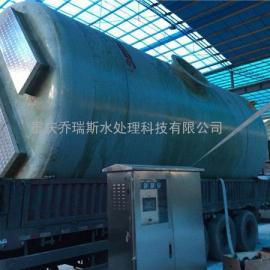 智能通信玻璃钢筒体一体化预制泵站污水排污提升泵站设备厂家
