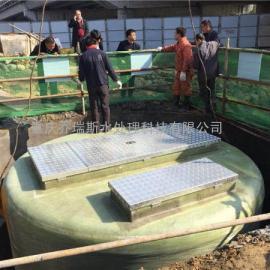 工业排水一体化预制泵站 化粪池一体化预制泵站 厂家直销