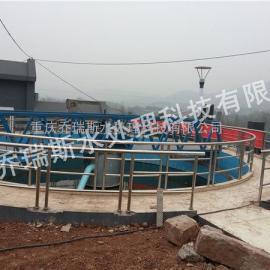 重庆 周边传动浓缩机 中心传动刮泥机 工作原理、技术参数