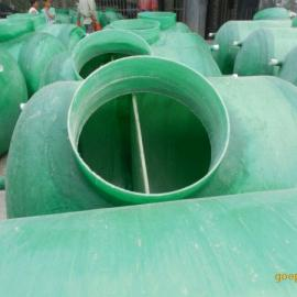 玻璃钢化粪池 玻璃钢隔油池 玻璃钢雨水收集池消防水池