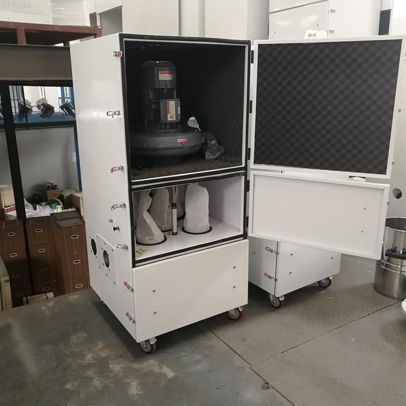 工业粉尘吸尘机集尘器