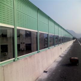 立交桥声屏障,中部透明声屏障,立交桥声屏障厂家_价格