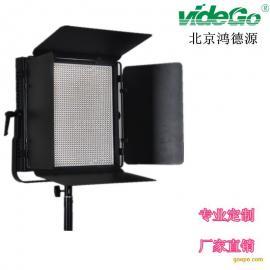 LED影视平板灯35w--100w--200w厂家直销,双色温3200-5600K带DMX