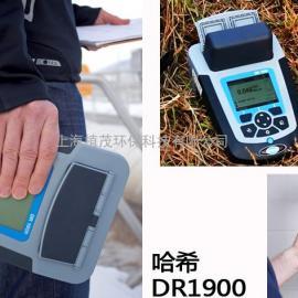 HACH/哈希DR1900便携式分光光度计(多参数分析仪)