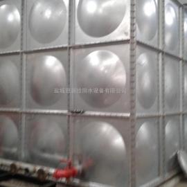 装配式BDF箱泵一体化保温水箱