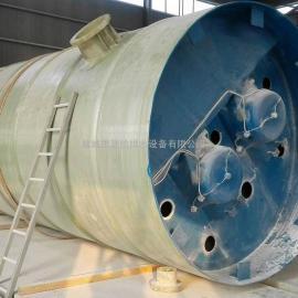 济宁3x6米污水提升一体化预制泵站