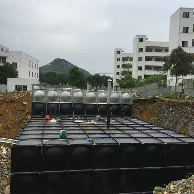 HBP-HDXBF地埋式箱泵一体化恒压给水泵站