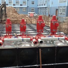 HHDXBF-350-300-60-iii地埋式消防一体化自动恒压给水泵站