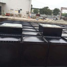 HBP-HDXBF地埋式箱泵一�w化恒�航o水泵站