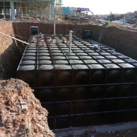 图集HHDXBF-220-108-60-I装配式PDF地埋箱泵一体化消防水箱