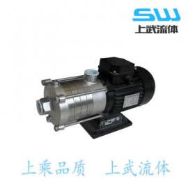 CHDF多级离心泵 轻型不锈钢卧式多级泵 CHLT型不锈钢泵