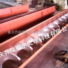 订制碳钢不锈钢无轴螺旋输送机u型水平无轴螺旋输送机 举报