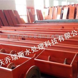 专业生产 无轴螺旋输送机 污泥多种物料输送环保成套设备