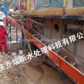 批量生产污泥浮渣物料输送机无轴螺旋输送设备质优价廉