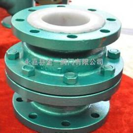 H42F46-10C,H42F46-16C衬氟立式止回阀