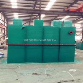一体化污水处理设备 成套地埋式达标排放设施 厂家直销