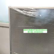 深圳专供光触媒过滤网 UV光催化板 光催化网 纳米二氧化钛滤网