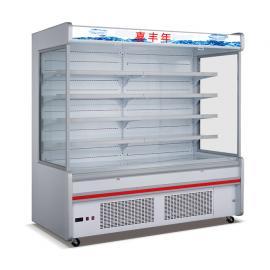 广州水果保鲜柜/风幕柜