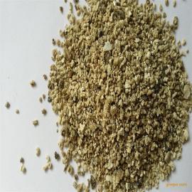 鼎诺批发河南山东山西银白色蛭石2-4mm育苗孵化保温乳白色蛭石