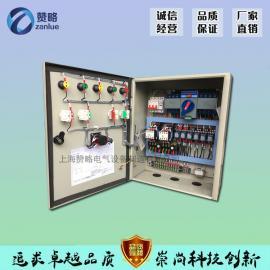 供应直接启动水泵控制柜生产厂家直接启动一用一备控制箱批发