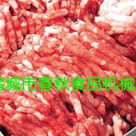 大型冻肉绞肉机/火腿陷绞肉机/ 鸡背鸭骨架绞肉机宠物食品绞肉机