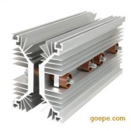 昆二晶供应铝散热器 小型铝型材散热器加工 多规格散热器定制