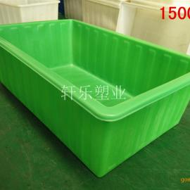 厂家直销 塑料酸洗方桶 耐酸碱敞口清洗水槽 PE水箱