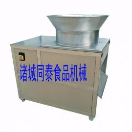电动不锈钢木薯切片机
