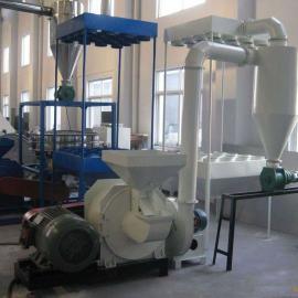 批发供应PE,PVC各规格塑料磨粉机