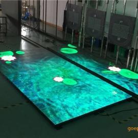 广东P5.2互动LED地砖屏厂家价格