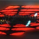 上海P5.2/P6.25/P8.928/P4.81互动LED地砖屏体育馆学校会议室
