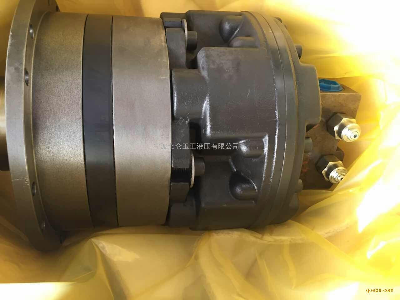 玉正液压回转装置5000扭矩液压原理图